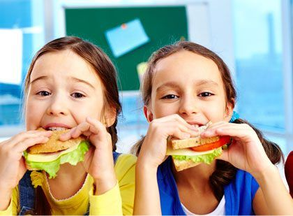 Healthy food for kids: 5 Power Foods All Kids Need