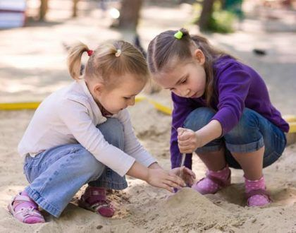 Health and safety limits children's school playtime